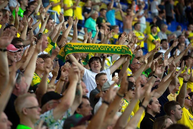 Birmingham City v Norwich City. EFL Sky Bet Championship 2018/19. Football. The St. Andrews Trillion Trophy Stadium, Birmingham, UK. 4 AUG 2018