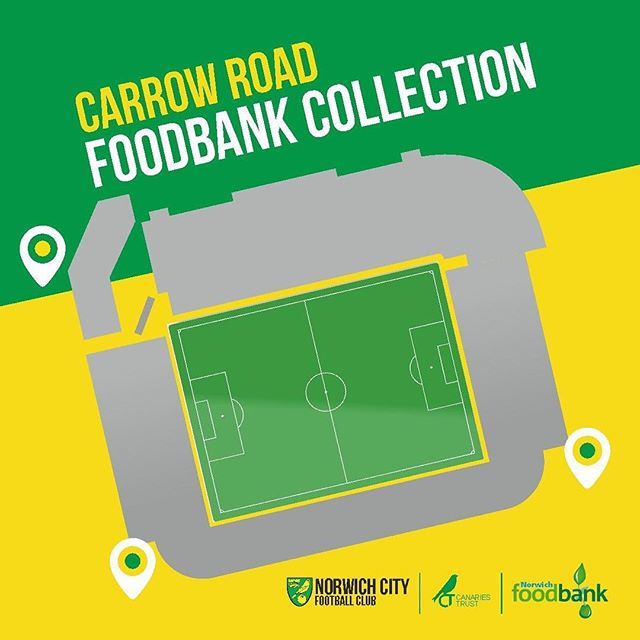 Food Bank Collection Update The Canaries Trust